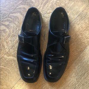Prada Men's Buckle Shoe